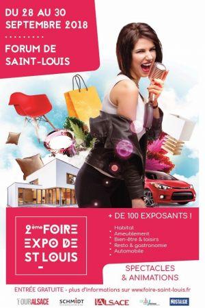 Foire Expo Saint Louis - Agence immo Efco