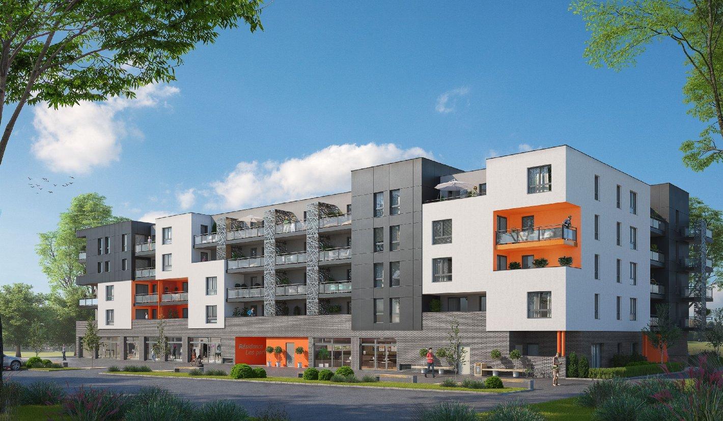 Immobilier neuf à Saint Louis